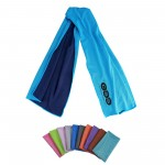 Instant & Long-lasting Cooling Towel Logo Branded