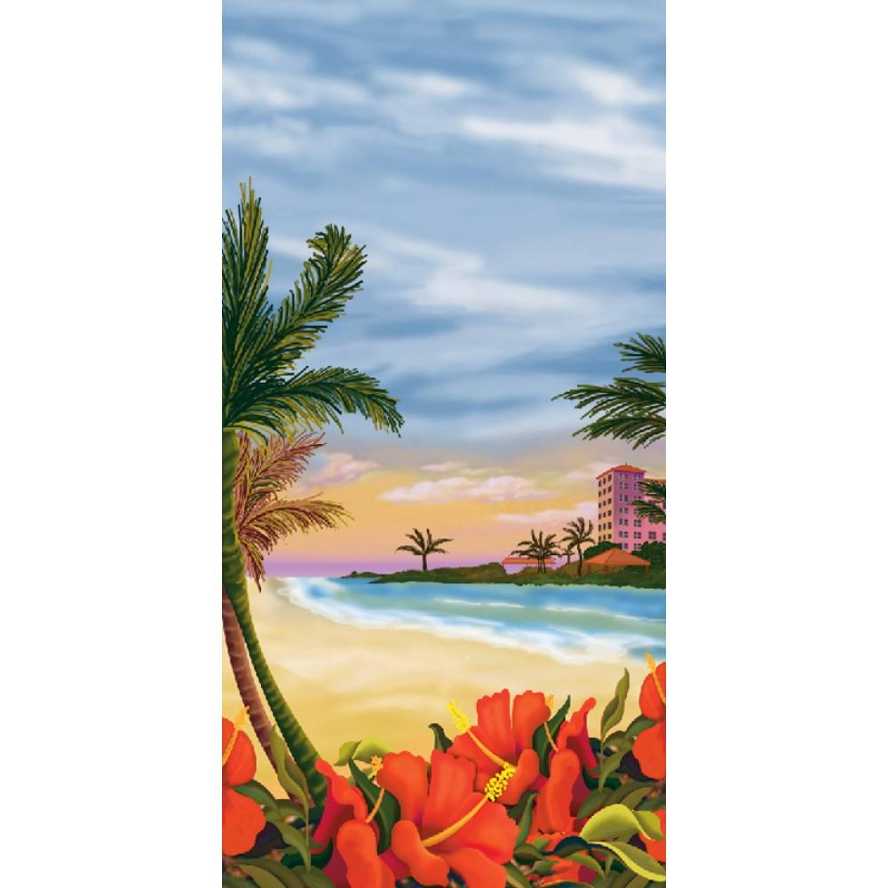 "Custom Imprinted Custom Fiber-Reactive Value Sport Towel (30"" x 60"")"