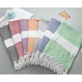 Cotton Turkish Towel Custom Printed