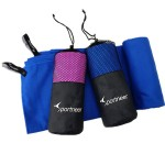 Quick-Drying Travel Towel Custom Imprinted