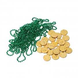 Promotional Imprinted Play Money, Logo Branded Plastic Coins