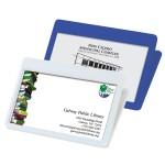 Business Card Magnet Clip Custom Imprinted