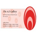 """Custom Imprinted Full Color Magnet (6.23""""x 4.2"""") Oval Top"""