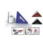 Plastic Memo Clip Logo Branded