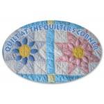 "Full Color Magnet (3.5""x5.5"") Oval Custom Imprinted"
