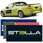 """Logo Branded 30 Mil Custom Shaped Magnet (2""""x2"""")"""