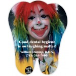 """Full Color Magnet (2.75""""x3.5"""") Tooth Logo Branded"""
