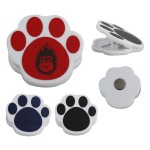 Promotional Paw Shaped Magnet Chip & Memo Clip