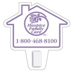 Magnet w/ Clip House Custom Imprinted