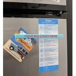 Custom Printed 3-Piece Bar Magnet Set For Refrigerator's.