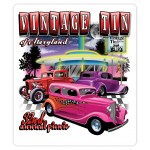 """Custom Imprinted Full Color Magnet (4""""x3.5"""") Rectangle Rounded Corners"""
