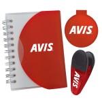 Promotional Notebook Office Kit