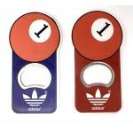 Custom Imprinted Jumbo Size Pool Ball Magnetic Bottle Opener