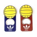 Jumbo Size Volleyball Magnetic Bottle Opener Custom Imprinted