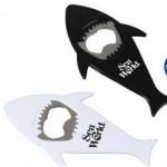Custom Printed Magnetic Shark Bottle Opener