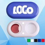 Oval Magnetic Bottle Opener Logo Branded