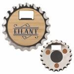 Magnetic Bottle Cap Bottle Opener Custom Printed