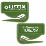 NatureAd Corn Direct Imprint Zippy Letter Opener Logo Branded