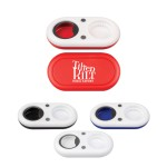 Two Way Bottle Opener With Magnet Custom Imprinted