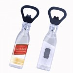 Custom Imprinted Bottle Opener w/ Magnetic
