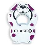 Promotional Dog Bottle Opener with Magnet
