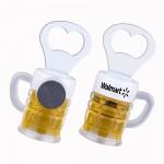 Magnetic Beer Mug Bottle Opener Custom Imprinted