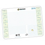 """Custom Imprinted Non-Adhesive Mouse Notes (8""""x6"""")"""