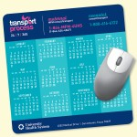 """Promotional Barely There 8"""" Square x.02"""" Ultra-Thin Mouse Pad"""