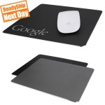 Aluminum Mouse Pad Logo Branded