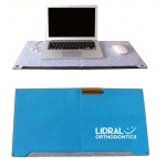 Extended Felt Gaming Mouse Pad/Desk Pad Office Writing Mat Custom Printed