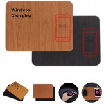 Logo Branded Wireless Phone Charging Mouse Pad