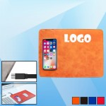 Wireless Charging Mouse Pad Logo Branded