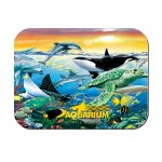 """6""""X8"""" Hard Top Custom Rectangle Mouse Pad with 1/16"""" Thick Rubber Base Custom Printed"""