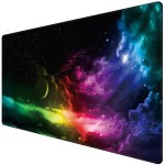 Large Extended Gaming Keyboard Mouse Pads Logo Branded