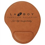 """Leatherette Mouse Pads 9""""x10.25"""" Custom Imprinted"""