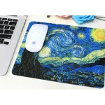 Full Color Rectangle Mouse Pad Logo Branded