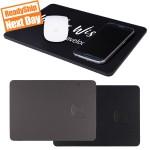 Qi Mousepad Large Custom Printed