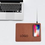 Custom Printed 2 in 1 Charging Mouse Pad