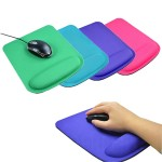 Square Mouse Pad with Wrist Protect Custom Printed
