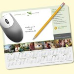"""MousePaper 40 Page 7.25""""x8.5"""" Note Paper MousePad Custom Imprinted"""