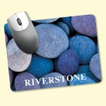 """Custom Printed Vynex DuraTec 6""""x8""""x1/8"""" Hard Surface Mouse Pad"""