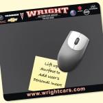 "Frame-It Lift DuraTec 8""x9.5""x1/8"" Lift-Top Window/Photo MousePad Custom Printed"
