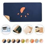 Multifunctional Waterproof Office Desk Pad Custom Imprinted