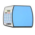 Computer Mouse Pad w/ Calculator-BLUE Custom Printed