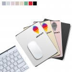 Logo Branded Aluminum Mouse Pad