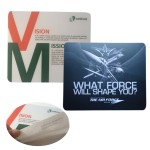 Custom Imprinted Full Color PVC Removable Glue Mouse Pads