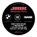 """Promotional DuraTrac Matte Plus Hard Surface Mouse Pad w/Heavy-Duty Rubber Backing (8""""x3/16"""") Circle"""