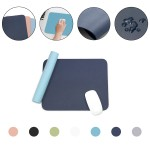 Custom Printed Waterproof Mouse Pad With Pure Colors