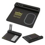 Multipurpose Wireless Charging Mouse Pad Custom Imprinted