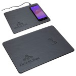 Avalon Mouse Pad with Wireless Charger Custom Imprinted